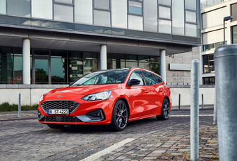 Ford Focus ST : également en break et en Diesel #1