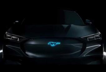 Ford Mach-E : la Tesla Model Y en ligne de mire #1
