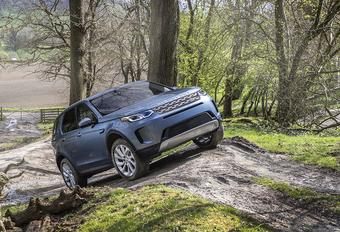 Land Rover Discovery Sport: de Evoque achterna #1