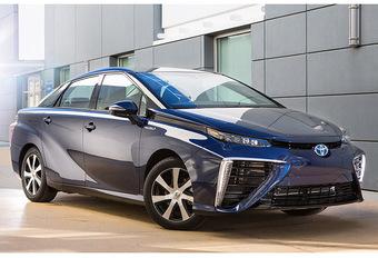 Toyota : l'hydrogène au prix de l'hybride dans 10 ans ? #1