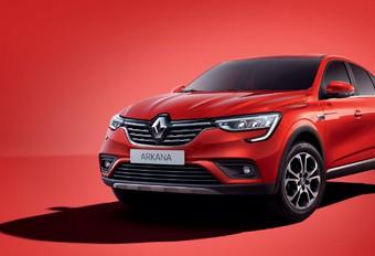 Renault Arkana : un crossover pour la Russie #1