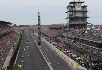 Simon Pagenaud wint Indy 500 #1