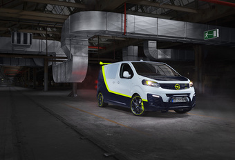 Opel Zafira Life O-Team is actieheld op z'n Duits #1
