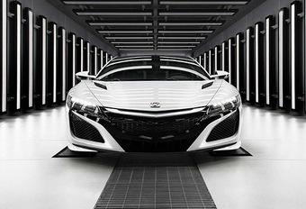 Honda: komt er een NSX Type-R met 650 pk? #1