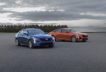 Cadillac houdt het bescheiden met nieuwe CT4-V en CT5-V - UPDATE #1