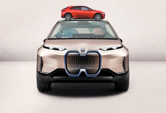 BMW en Jaguar Land Rover gaan samen EV's ontwikkelen #1