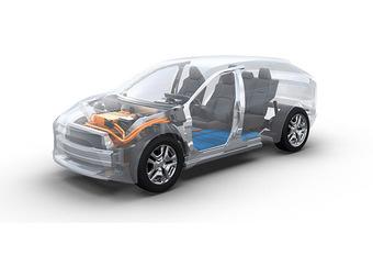 Toyota et Subaru : plateforme électrique commune #1