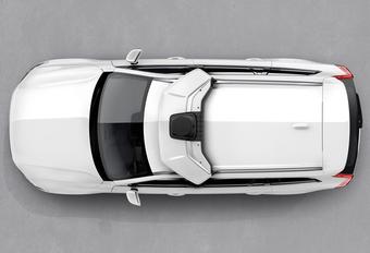 Volvo en Uber tonen de productieversie van hun autonome auto #1