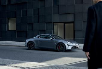 Alpine 110S : plus radicale avec 292 ch #1