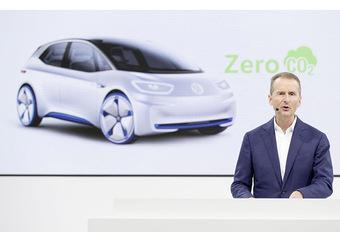 Ford et Volkswagen : l'électrique et les utilitaires en commun #1