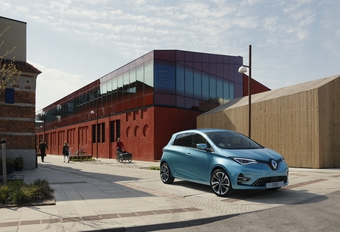 Betere motor en batterij voor Renault Zoe