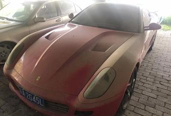 INSOLITE – Une Ferrari 599 GTB pour… 220 € ! #1