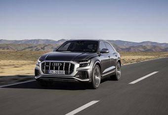Audi SQ8: met mildhybride diesel #1