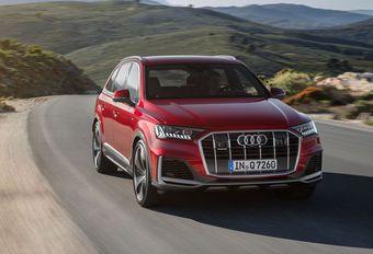 Audi Q7 : fameux coup de bistouri, à 48 V #1