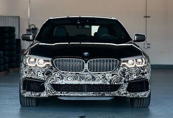 BMW Power BEV is elektrische 5 Reeks met 721 pk #1
