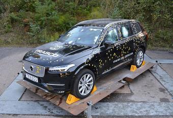 Deze Volvo XC90 mag je niet rijden met rijbewijs B #1