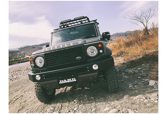 INSOLITE – Suzuki lance le Jimny « Defender » #1