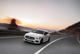 Mercedes Classe A 250e : avec 60 km d'autonomie électrique #1