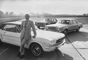 Lee Iacocca, le père de la Mustang est décédé #1
