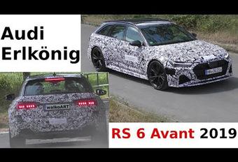 Audi RS6 Avant: meer dan 600 pk!  #1