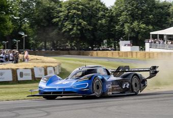 Volkswagen ID.R breekt ook record op Goodwood Festival of Speed - Update #1