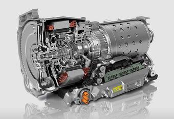 FCA et ZF : une boîte 8 vitesses pour hybrides #1