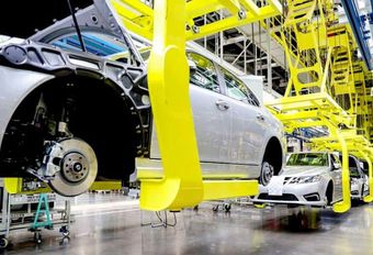 La Saab 9-3 reproduite en Chine, en électrique #1
