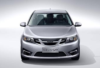 Saab 9-3 opnieuw in productie als elektrische NEVS #1