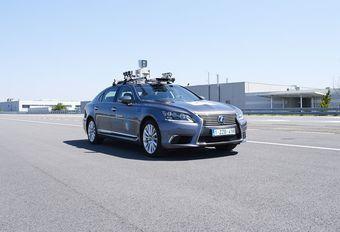 Een autonome Lexus in Brussel? #1