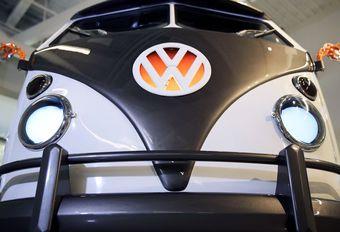 Zeg niet zomaar Volkswagenbusje tegen deze VW Type 20 #1