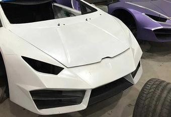 INSOLITE – Les faussaires brésiliens de Ferrari et Lamborghini #1