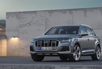 Audi SQ7 TDI : fidèle au TDI #1