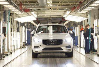 Rappel d'un demi-million de Volvo Diesel #1