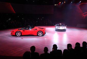 Ferrari : diversification confirmée #1