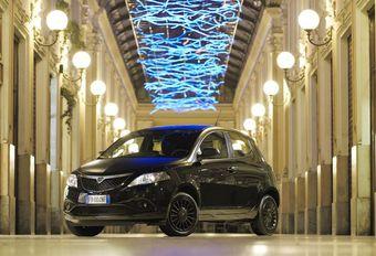 Lancia Ypsilon alleen doet het beter dan heel Alfa Romeo #1