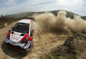 AutoWereld naar rally Finland (2): babbel met Toyota-piloten Tänak, Latvala en Meeke #1