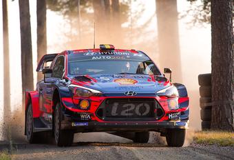 AutoWereld naar rally Finland (3): Thierry Neuville pakt meteen de leiding #1