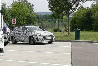 La nouvelle Audi A3  #1