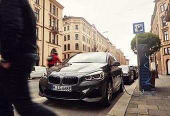 BMW 225Xe Active Tourer: nieuwe specificaties #1
