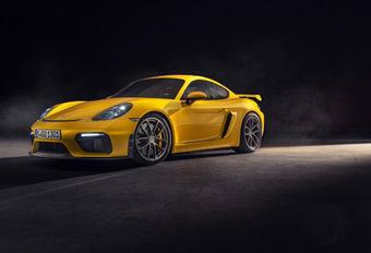 Porsche: Binnenkort een 718 Cayman GT4 RS met 450 pk? #1