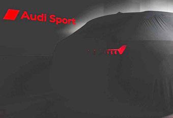 Audi RS6 komt naar Frankfurt #1
