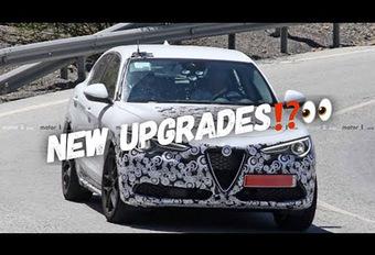 Alfa Romeo Stelvio: le restylage avec une hybridation ? #1