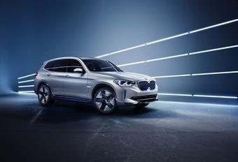 BMW: de iX1 vervangt de i3 #1