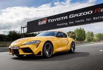 Toyota Supra : une version plus puissante confirmée #1