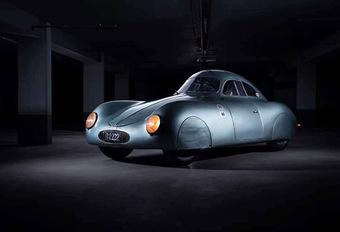 Porsche Type 64 : grave confusion à la vente aux enchères #1