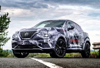 Nissan : le Juke promis pour le 3 septembre 2019 #1