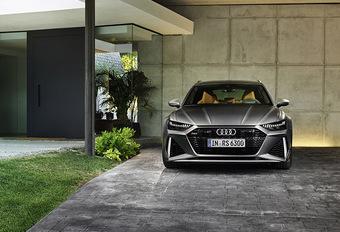 De nieuwe Audi RS6 Avant doet de concurrentie sidderen #1