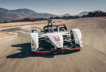 Porsche keert terug naar eenzitters met de Formule E 99X Electric #1