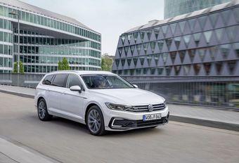 Volkswagen Passat GTE: meer rijbereik #1