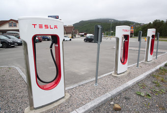 Tesla: 30 kW meer voor de Superchargers #1